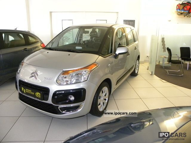 2011 Citroen  C3 Picasso HDI TENDANCE - Save up to € 5990 Van / Minibus Demonstration Vehicle photo