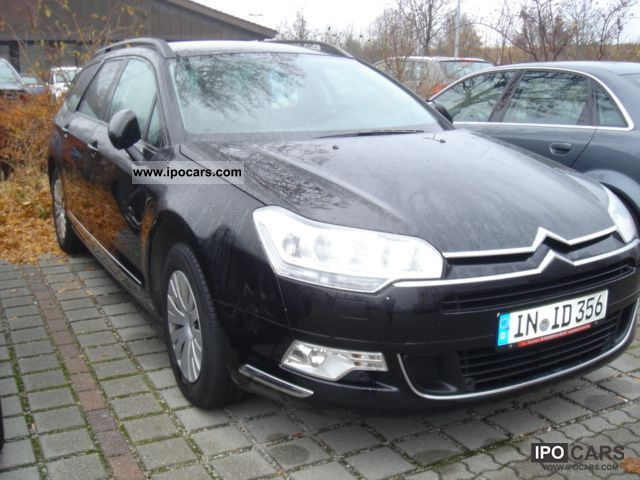 2010 citroen c5 tourer hdi 110 fap business class car photo and specs. Black Bedroom Furniture Sets. Home Design Ideas