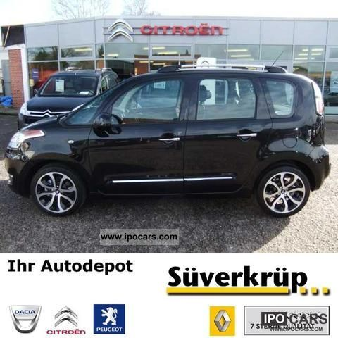 2012 Citroen  C3 Picasso VTi 95 Color Selection Van / Minibus Used vehicle photo