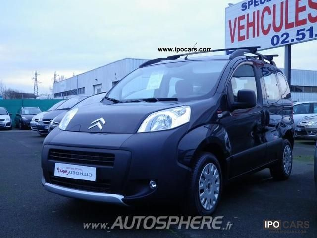 2011 citroen nemo combi 1 4 xtr hdi70 5p car photo and specs. Black Bedroom Furniture Sets. Home Design Ideas