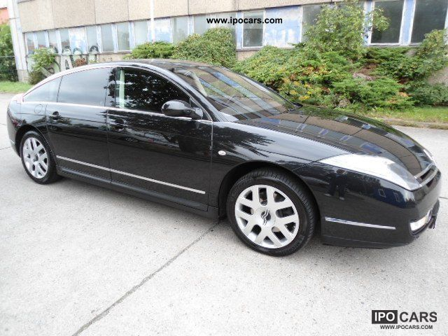 2007 citroen c6 2 7 hdi v6 auto pallas navidrive hifi package car photo and specs. Black Bedroom Furniture Sets. Home Design Ideas