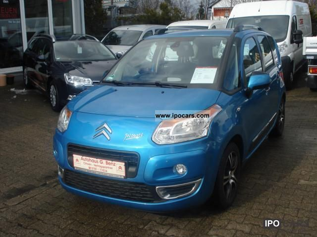 2010 citroen c3 picasso c3 picasso hdi 110 fap exclusive car photo and specs. Black Bedroom Furniture Sets. Home Design Ideas