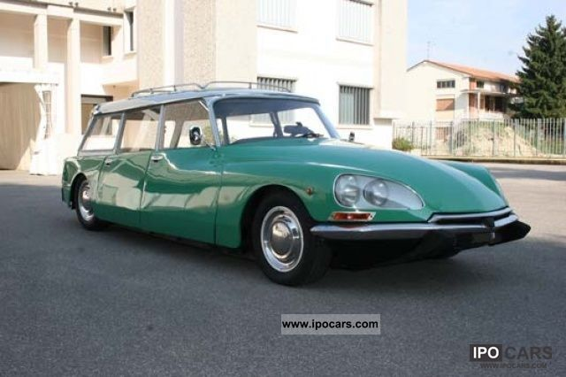 1974 citroen ds 20 break car photo and specs. Black Bedroom Furniture Sets. Home Design Ideas