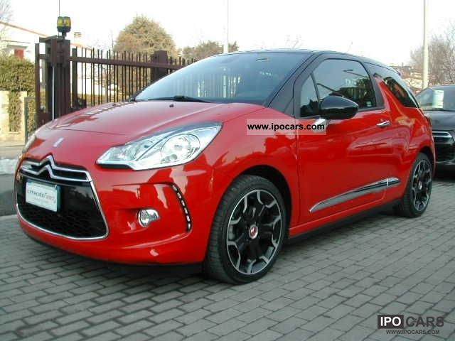 2011 citroen ds3 1 6 thp 155 sport chic navi pelle car photo and specs. Black Bedroom Furniture Sets. Home Design Ideas