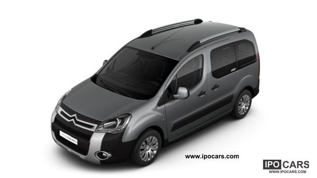 2012 citroen berlingo vti 120 xtr car photo and specs. Black Bedroom Furniture Sets. Home Design Ideas