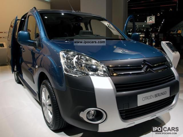 2011 citroen berlingo xtr hdi 110 fap 82 kw 111 hp sch car photo and specs. Black Bedroom Furniture Sets. Home Design Ideas