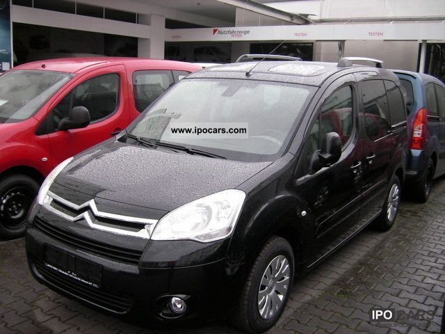 2011 citroen berlingo hdi 110 3 new msp cooltech car photo and specs. Black Bedroom Furniture Sets. Home Design Ideas