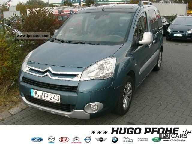 2011 citroen silver berlingo hdi 110 dpfs selection car photo and specs. Black Bedroom Furniture Sets. Home Design Ideas