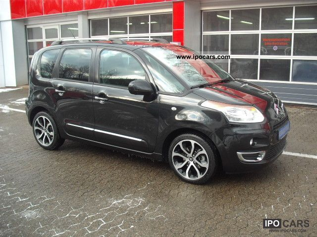 2011 Citroen  C3 Picasso HDi 110 FAP Exclusive first Hand Van / Minibus Used vehicle photo