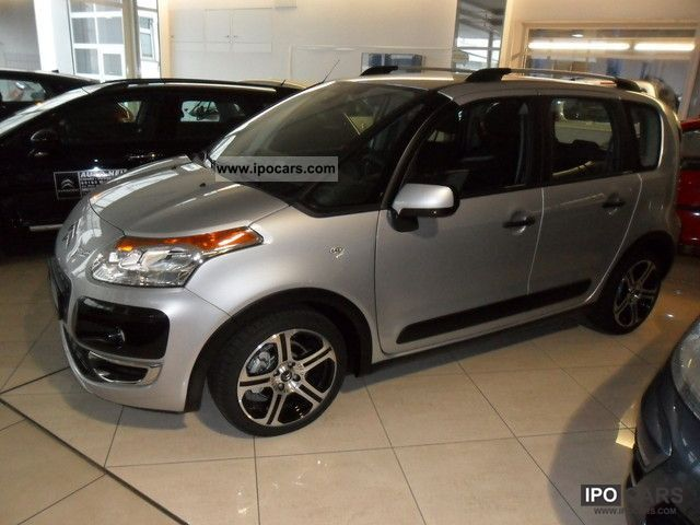 2011 citroen c3 picasso hdi 110 fap 8750 carlsson e available car photo and specs. Black Bedroom Furniture Sets. Home Design Ideas
