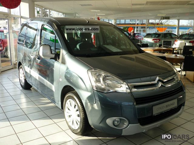 2012 citroen berlingo 1 6 hdi 110 fap silver selection car photo and specs. Black Bedroom Furniture Sets. Home Design Ideas