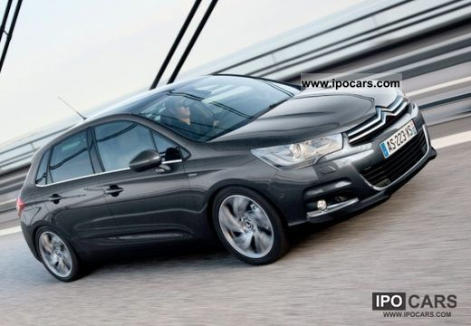 2011 citroen c4 hdi 110 e esg6 tendance car photo and specs. Black Bedroom Furniture Sets. Home Design Ideas