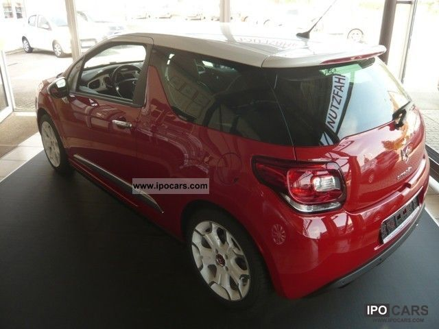 2011 citroen ds3 1 6 thp 150 sport chic car photo and specs. Black Bedroom Furniture Sets. Home Design Ideas