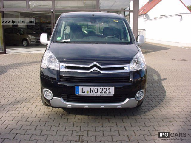2011 citroen silver berlingo 1 6 hdi selection car photo and specs. Black Bedroom Furniture Sets. Home Design Ideas