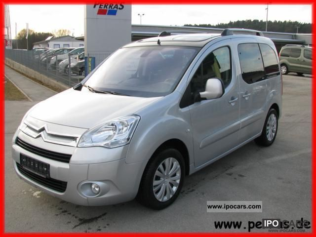 2011 citroen exclusive berlingo hdi 110 fap car photo and specs. Black Bedroom Furniture Sets. Home Design Ideas