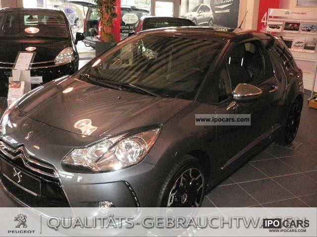 2012 citroen ds3 thp 150 sport chic car photo and specs. Black Bedroom Furniture Sets. Home Design Ideas