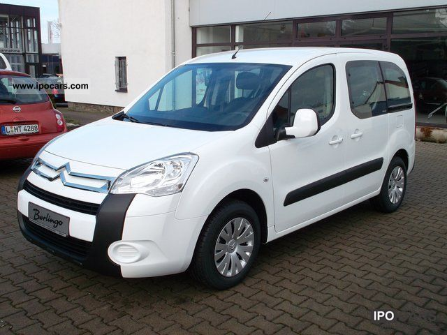 2011 citroen berlingo multispace 1 6 hdi car photo and specs. Black Bedroom Furniture Sets. Home Design Ideas