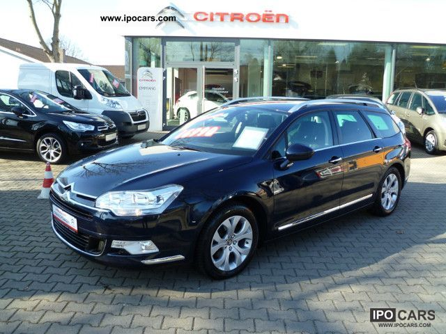 2010 citroen c5 tourer hdi 140 fap exclusive car photo and specs. Black Bedroom Furniture Sets. Home Design Ideas