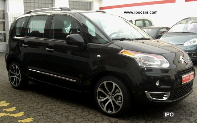 2012 citroen c3 picasso vti 120 selection car photo and specs. Black Bedroom Furniture Sets. Home Design Ideas