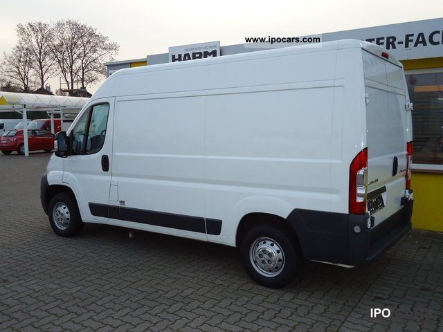 2010 Citroen  Jumper L2H2 2.2 Hdi panel van Van / Minibus Used vehicle photo