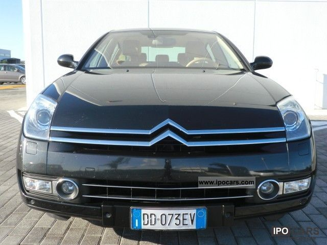 2006 citroen c6 2 7 v6 hdi 24v t b pallas car photo and specs. Black Bedroom Furniture Sets. Home Design Ideas