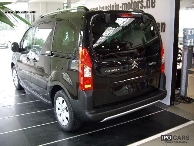 2011 citroen berlingo hdi110 xtr car photo and specs. Black Bedroom Furniture Sets. Home Design Ideas