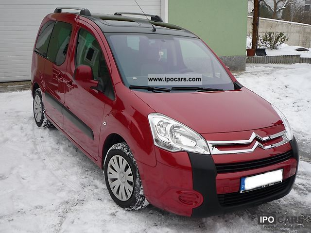 2011 Citroen  Berlingo 1.6 16V C-Chic Van / Minibus Used vehicle photo
