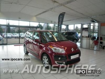 2011 Citroen  C3 Picasso C3 PICASSO HDI 90 COMFORT BV5 Limousine Used vehicle photo