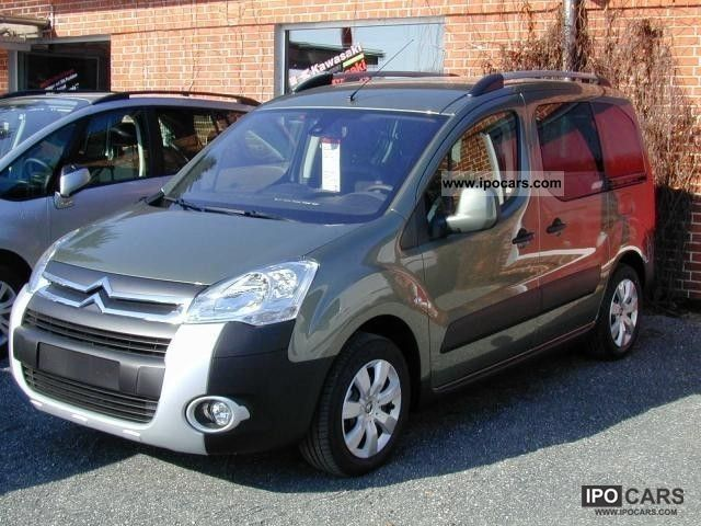 2011 citroen berlingo hdi 110 fap xtr car photo and specs. Black Bedroom Furniture Sets. Home Design Ideas