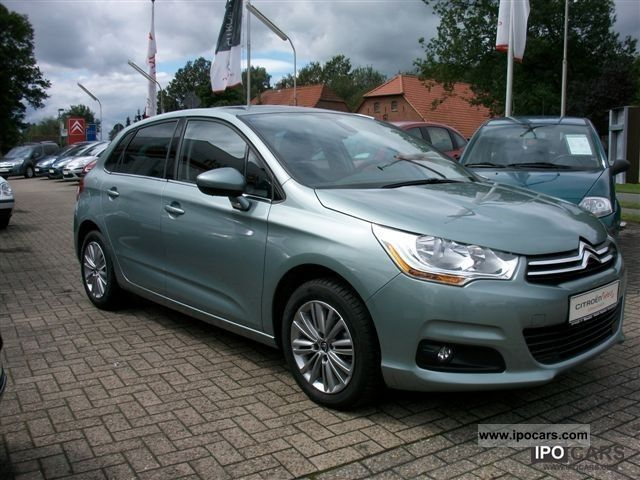 2011 citroen c4 hdi 110 egs e tendance automatic car photo and specs. Black Bedroom Furniture Sets. Home Design Ideas