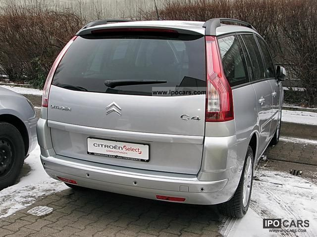 2010 citroen grand c4 picasso hdi 110 fap nl tend be car photo and specs. Black Bedroom Furniture Sets. Home Design Ideas
