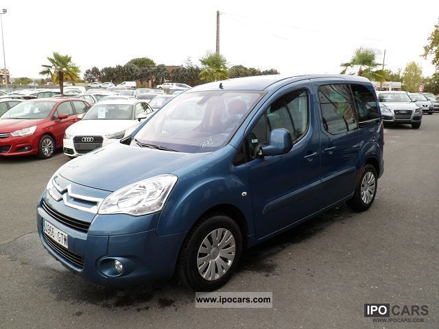 2010 citroen 1 6 hdi 110 berlingo multispace pack car photo and specs. Black Bedroom Furniture Sets. Home Design Ideas