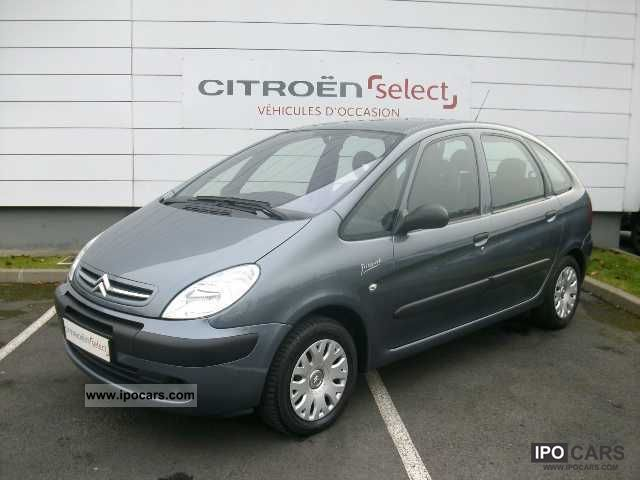 2011 citroen xsara picasso hdi 92 airdream car photo and specs. Black Bedroom Furniture Sets. Home Design Ideas