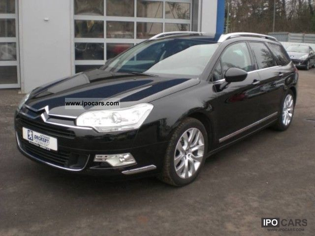 2008 citroen c5 tourer 3 0 v6 exclusive car photo and specs. Black Bedroom Furniture Sets. Home Design Ideas