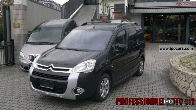 2010 citroen berlingo 1 6 hdi fap 90cv xtr theatre car photo and specs. Black Bedroom Furniture Sets. Home Design Ideas