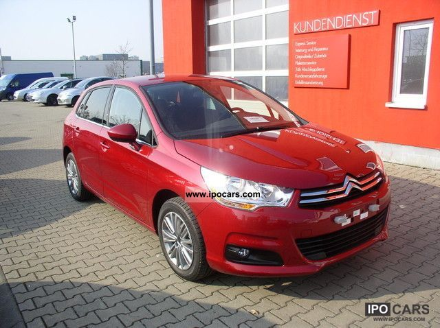 2012 citroen c4 hdi 110 tendance car photo and specs. Black Bedroom Furniture Sets. Home Design Ideas