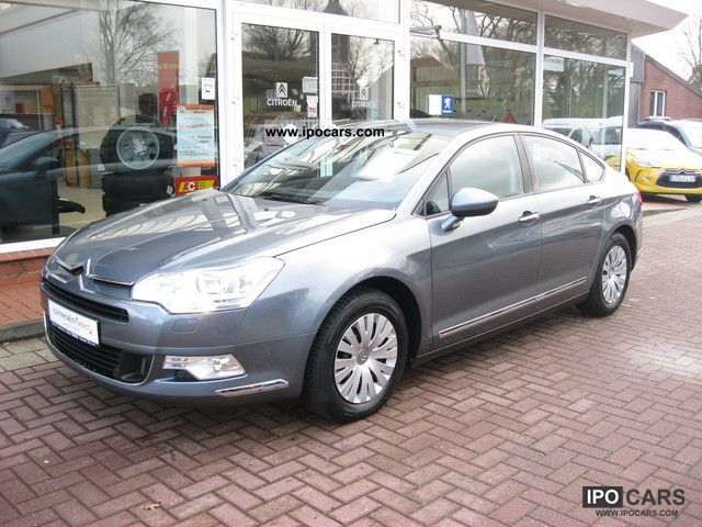 2010 citroen c5 hdi comfort 140 car photo and specs