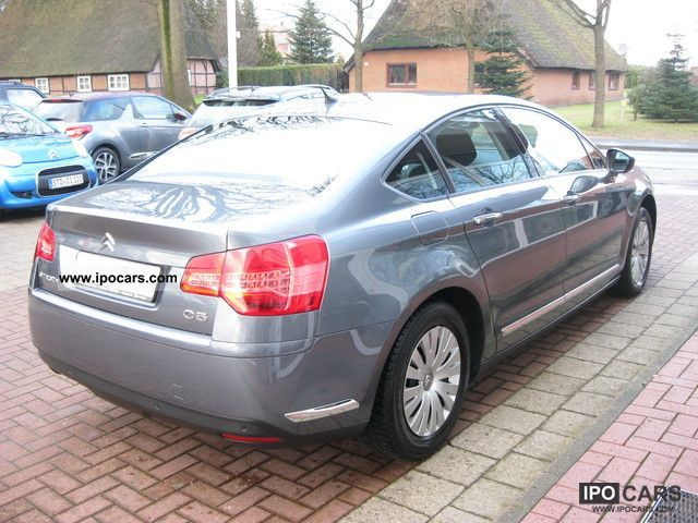 2010 citroen c5 hdi comfort 140 car photo and specs. Black Bedroom Furniture Sets. Home Design Ideas
