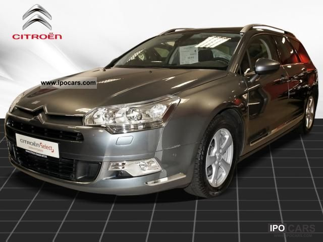 2008 citroen c5 tourer 3 0 v6 aut exclusive panoramada navi car photo and specs. Black Bedroom Furniture Sets. Home Design Ideas