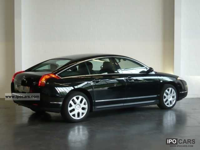 2007 citroen c6 2 7 hdi v6 biturbo fap pallas leather navigation system x car photo and specs. Black Bedroom Furniture Sets. Home Design Ideas