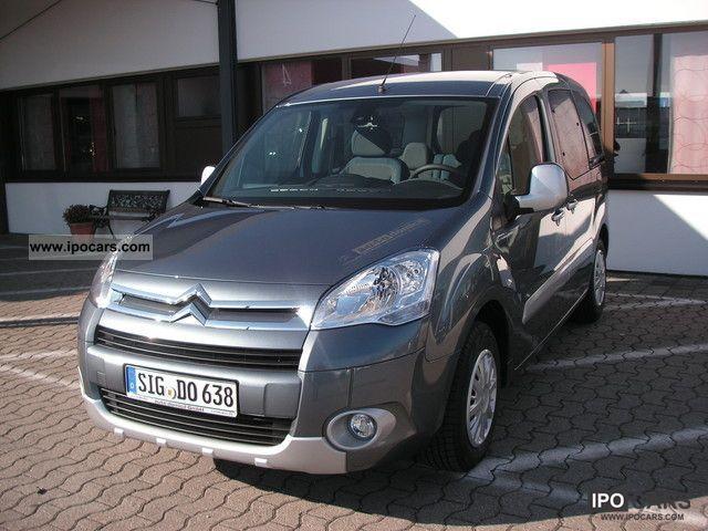 2012 Citroen  Berlingo3 Selection Selection H110 Van / Minibus Used vehicle photo