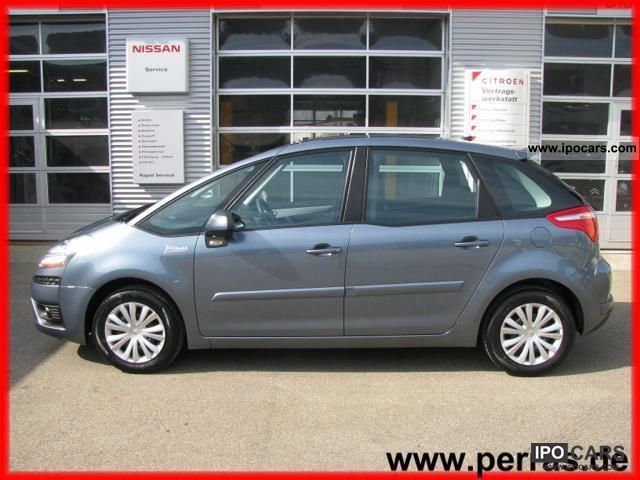 2011 citroen c4 picasso hdi tendance 110 fap car photo and specs. Black Bedroom Furniture Sets. Home Design Ideas