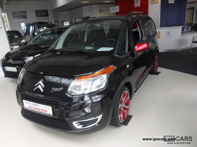 2012 citroen c3 picasso hdi 110 fap s color car photo and specs. Black Bedroom Furniture Sets. Home Design Ideas