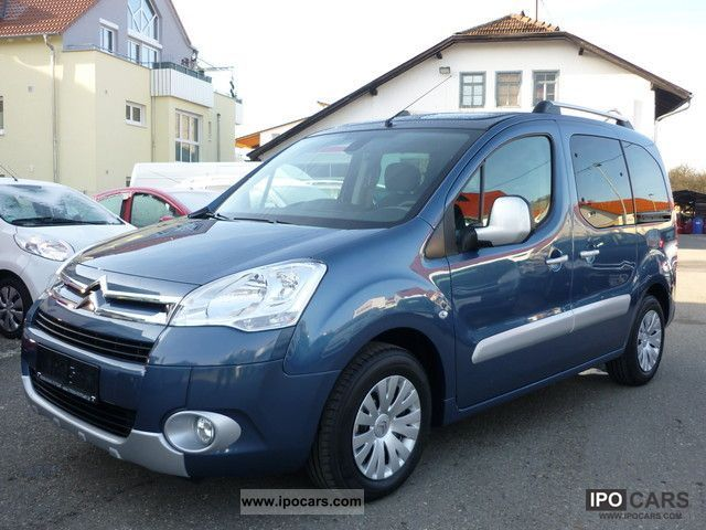 2012 citroen berlingo hdi 90 fap e egs6 silver selec car photo and specs. Black Bedroom Furniture Sets. Home Design Ideas