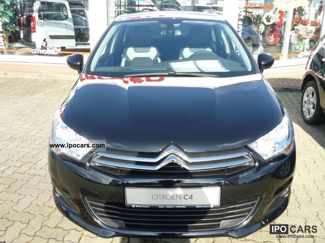 2012 citroen c4 hdi 110 selection car photo and specs. Black Bedroom Furniture Sets. Home Design Ideas