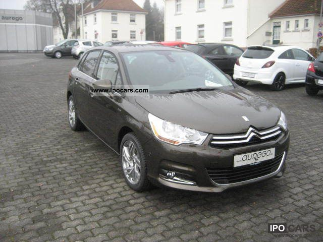 2012 citroen exclusive c4 6 1 vti 120 navi car photo and specs. Black Bedroom Furniture Sets. Home Design Ideas