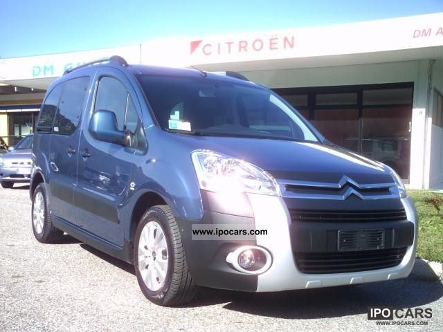 2011 citroen berlingo xtr 90 cv theatre car photo and specs. Black Bedroom Furniture Sets. Home Design Ideas