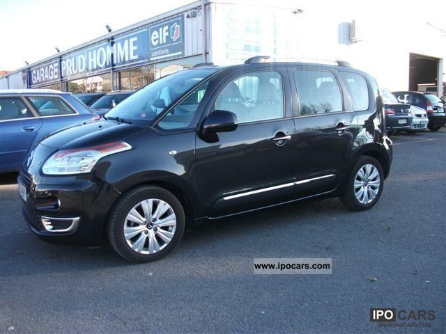 1911 Citroen  C3 Picasso 1.6L HDI Exclusive 90CH HD Van / Minibus Used vehicle photo