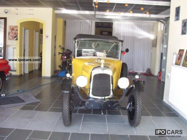 Citroen  OTHER 1925 Vintage, Classic and Old Cars photo