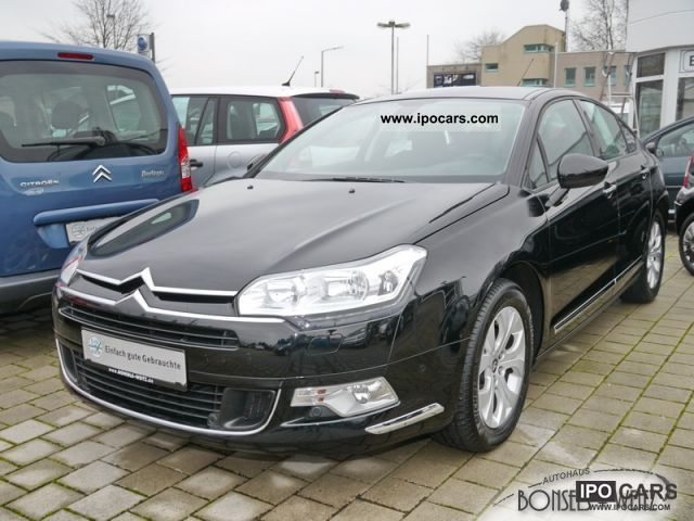 2011 citroen c5 hdi 140 tendance car photo and specs. Black Bedroom Furniture Sets. Home Design Ideas